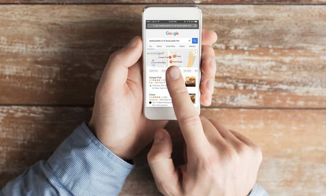 Google Maps 3 Pack SEO rankings for your Minnesota small business